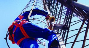 Vertical Fall Protection System
