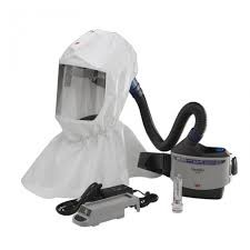 Respirator-SCBA-confined space entry solution