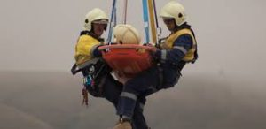 Rescue and emergency evacuation devices -stretchers