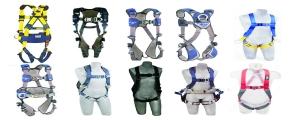 3M DBI SALA Delta Exofit Protecta Harness