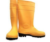 PVC Steel Toe Rain Boot