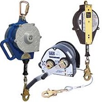 Fall Arrest Inetia Reel and Rescue Winch