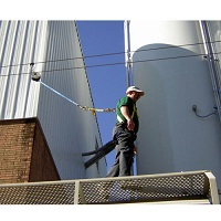 Over Head Fall Protection Lifeline System